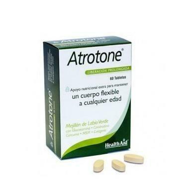 HEALTH AID ATROTONE 60 COMP