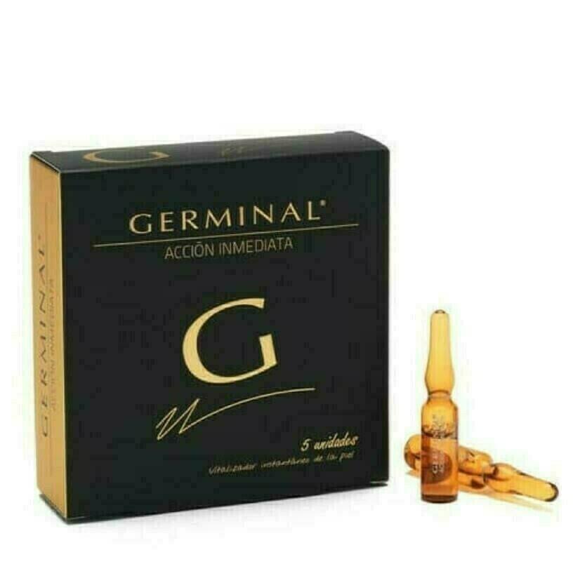 GERMINAL ACCION INMEDIATA 1,5 ML 5 AMPOLLAS