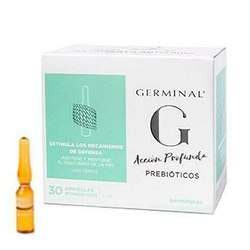 GERMINAL ACCION PROFUNDA PREBIOTICOS 1 ML 30 AMPOLLAS