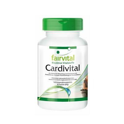 FAIRVITAL CARDIVITAL 90 CAPS