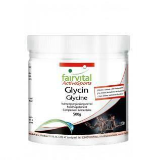 FAIRVITAL GLYCIN 500G