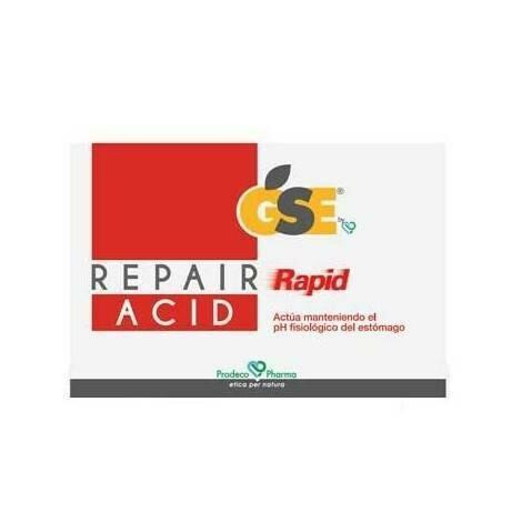 GSE REPAIR RAPID ACID 36 COMPRIMIDOS