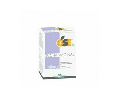 GSE SOLUCION VAGINAL 2 FRASCOS 100ML(DUCHA)