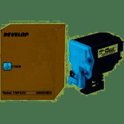 DEVELOP TONER ORIGINAL CYAN TNP-22C