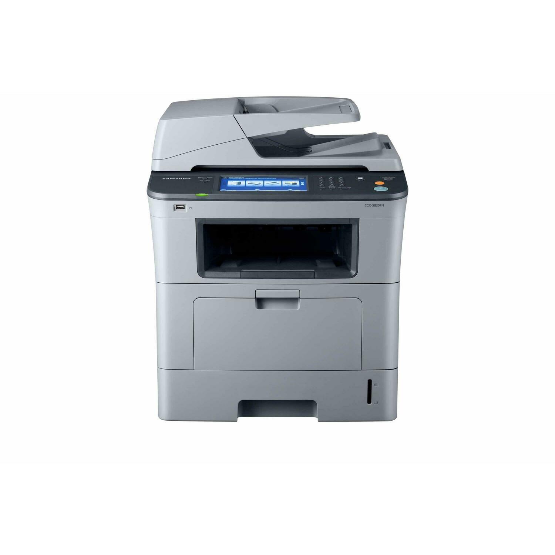 Impresora Samsung SCX-5835FN Laser Multifuncional Gris / Negro
