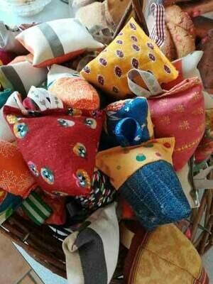 Sachets de fleurs de lavandin
