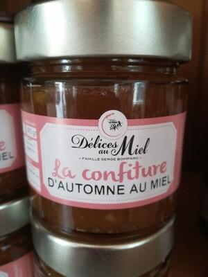 Confiture d'automne au miel