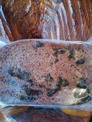 Pain d'épices au Miel et Pruneaux - A LA COUPE
