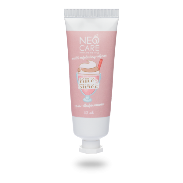 Neo Care MilkShake Exfoliant Gel, 30ml
