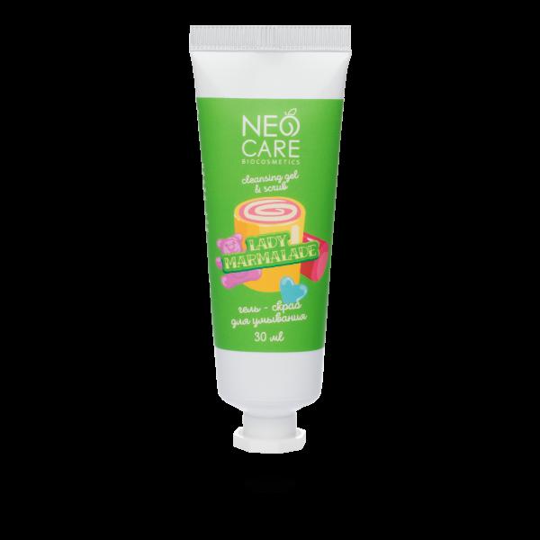 Neo Care Gel scrub for washing Lady marmalade, 30ml