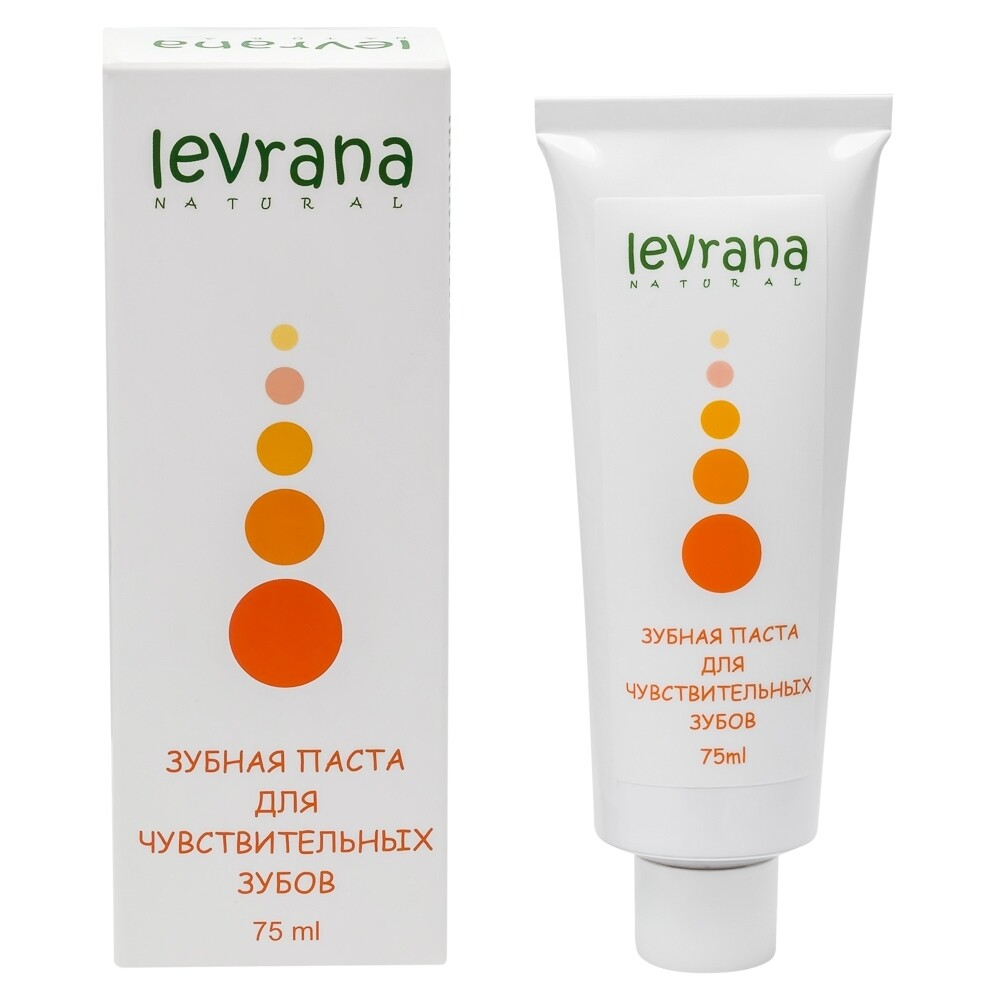 Toothpaste For sensitive teeth, 75ml