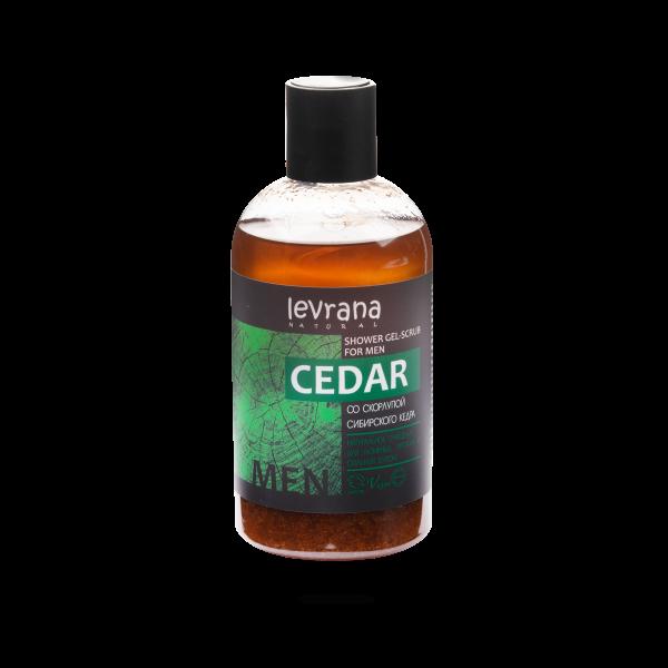 """Shower gel """"Cedar"""""""