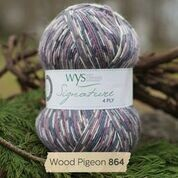 WYS 4ply - Wood Pigeon