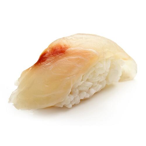 Zeebaars sushi