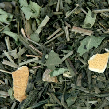 Sencha Lemon (100gram)