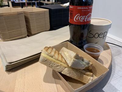 Hedgies Combi Lunch TOGO