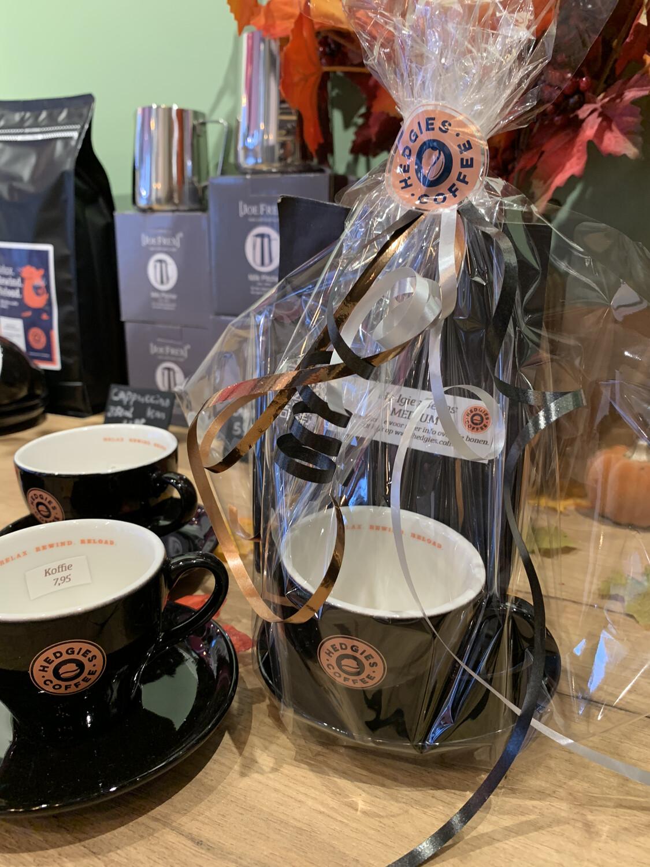 Hedgies kado idee Koffie pakket 2