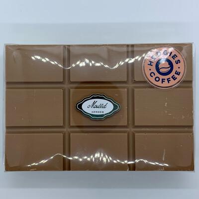 Hedgies.Chocolate grote plak