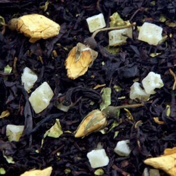 Zwarte thee Mango (100 gram)