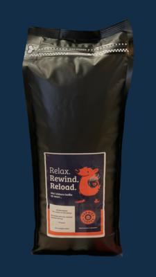 Hedgies.Beans DARK roast 750 gram