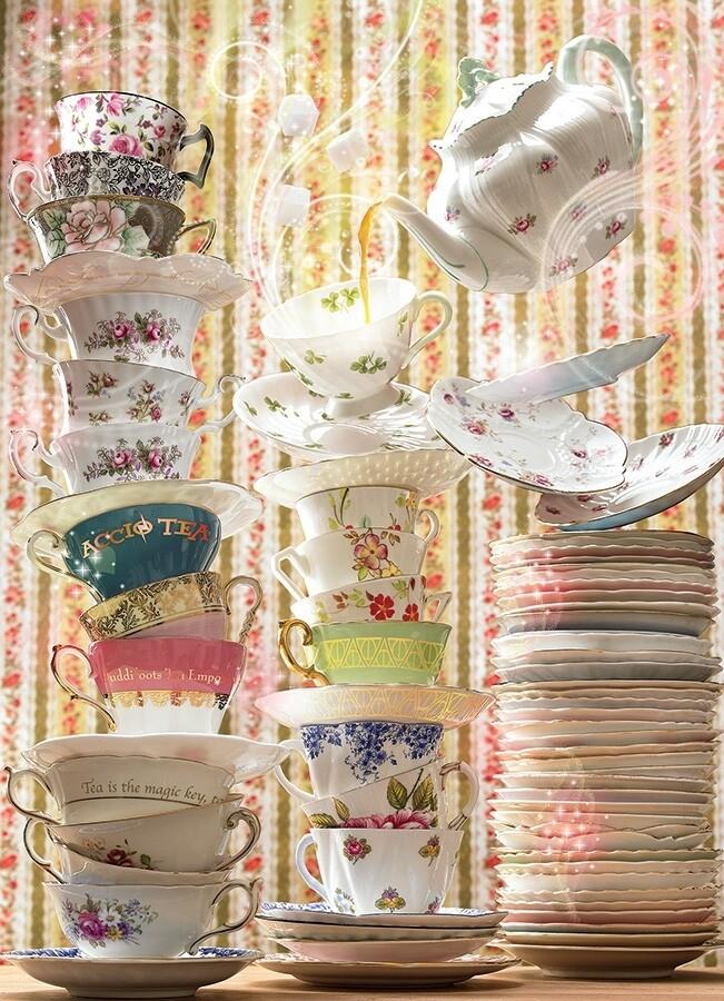 Magic Tea Shop - 1000 Piece Cobble Hill Puzzle