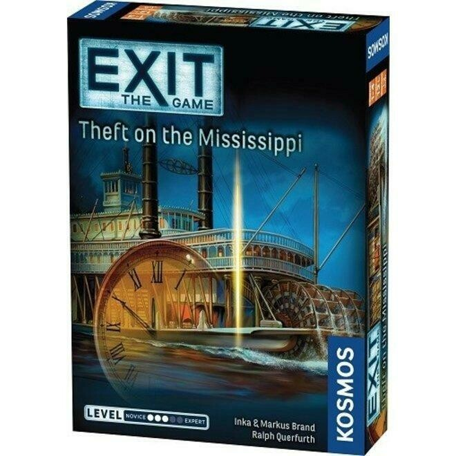 Exit - Theft on the Mississippi
