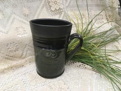 Milk Jug, Green Stone - Pavlo Pottery - Canadian Handmade