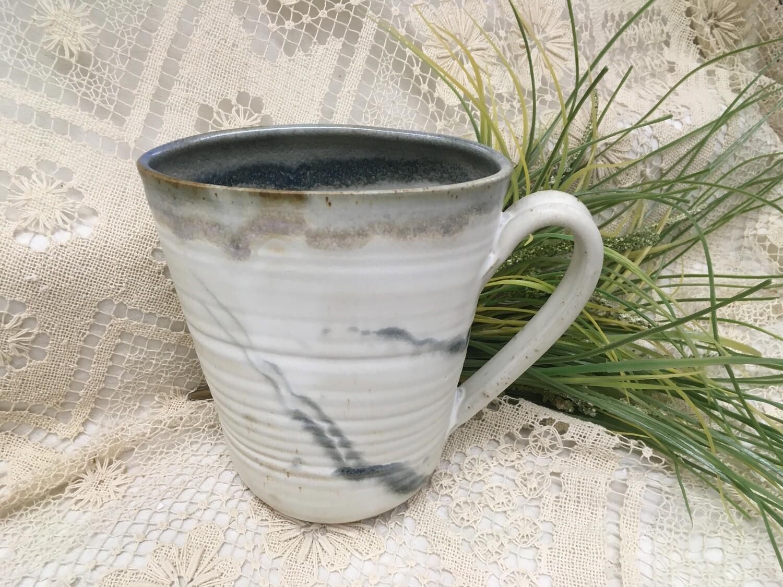 Milk Jug, White - Stonethrow Pottery