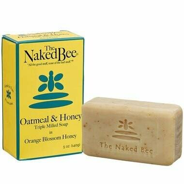 Soap Bar - Oatmeal and Honey