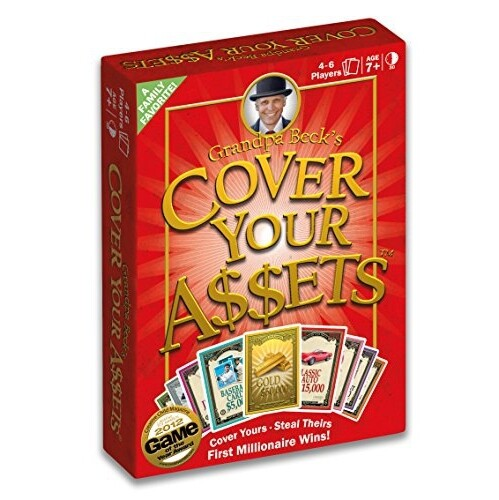 Cover Your Assets - Grandpa Beck's