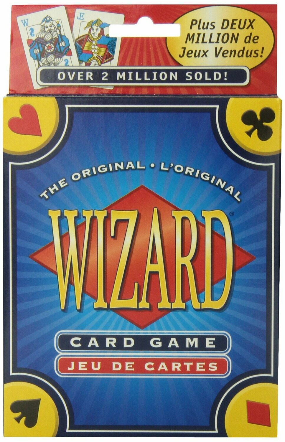 Wizard Card Game, 3- 6 players - Ages 10 and up
