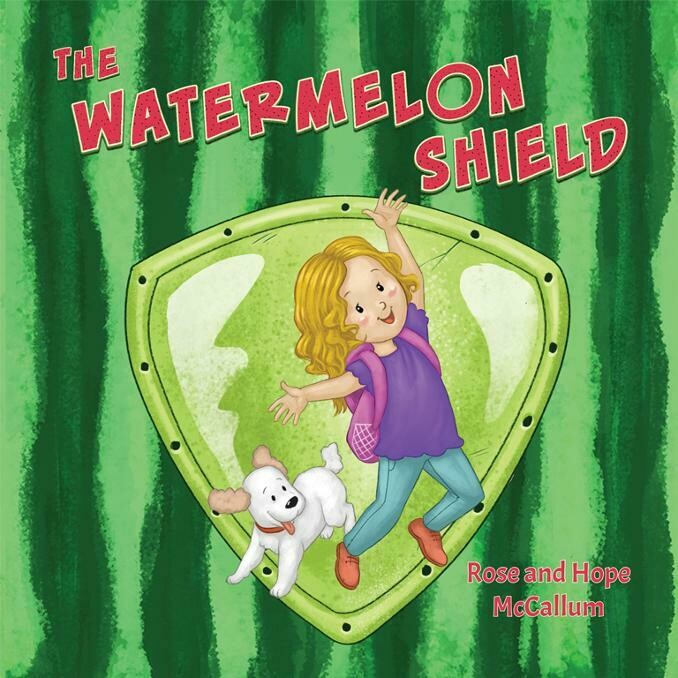The Watermelon Shield - paperback