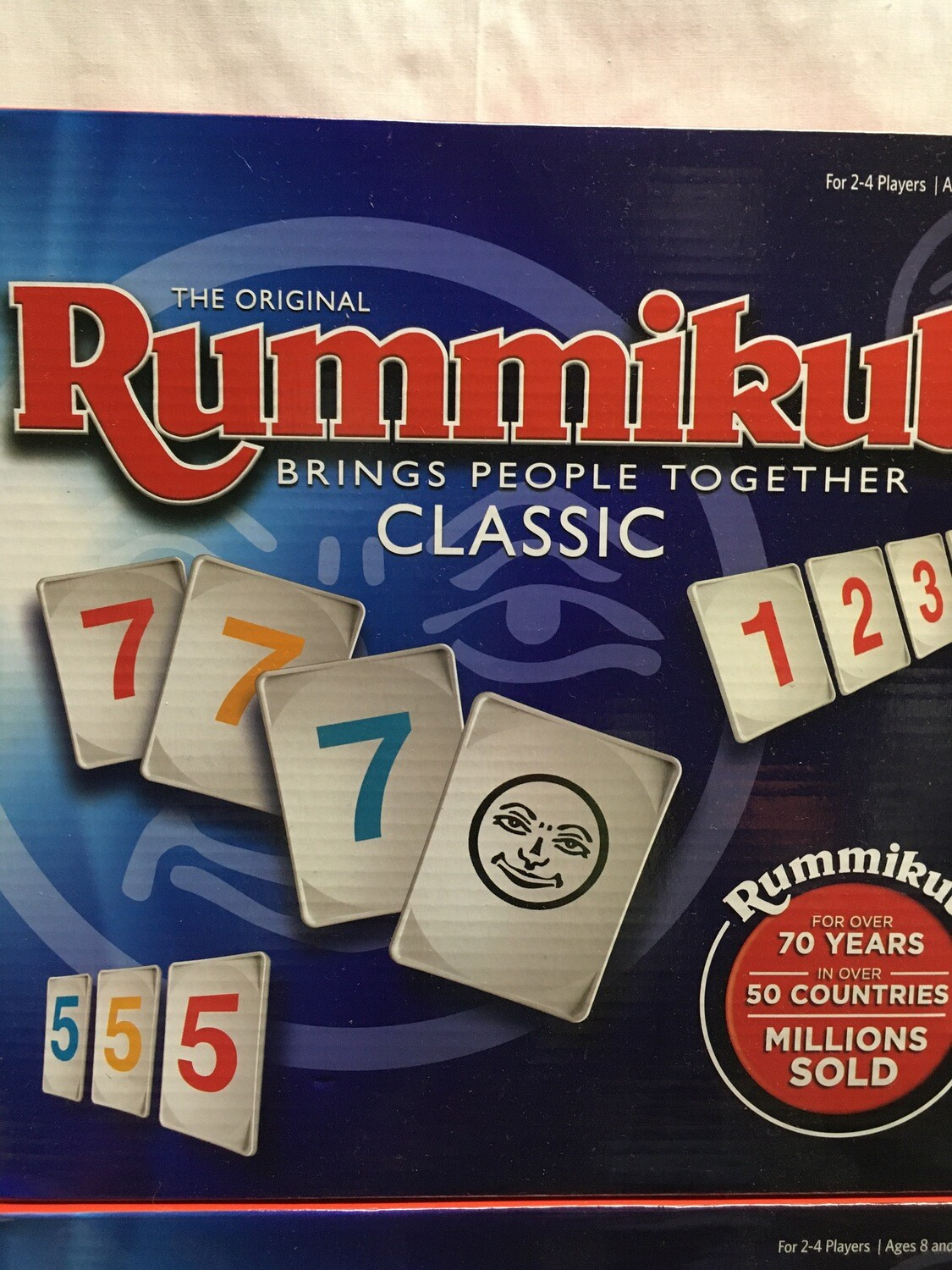 Rummikub - Rummy Tile Game, ages 8 and up