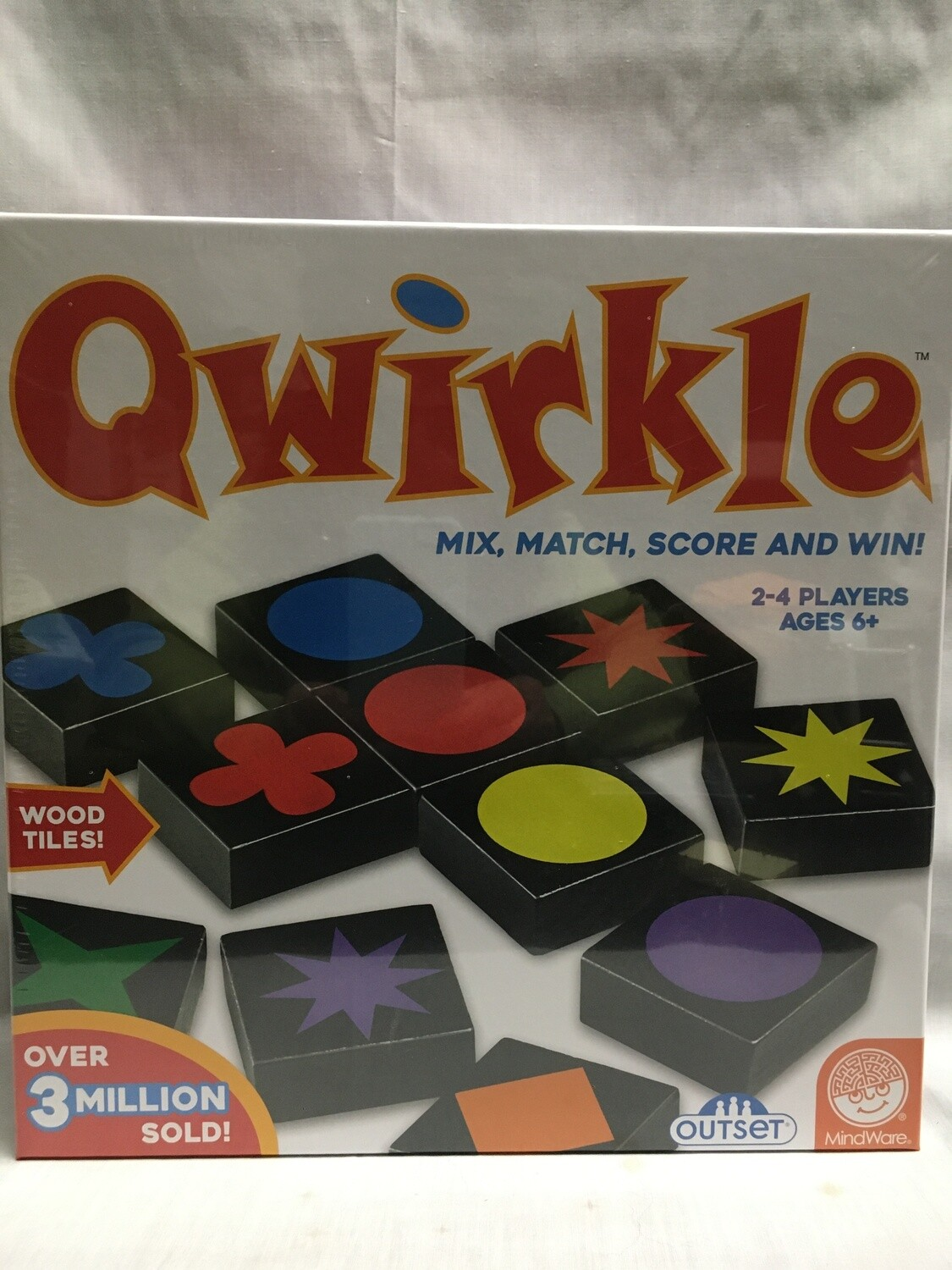 Qwirkle - Family Game - ages 6 and up