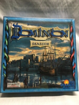 Dominion - Seaside Expansion (This is not a stand alone game - MUST be played with base game or base cards sold separately)