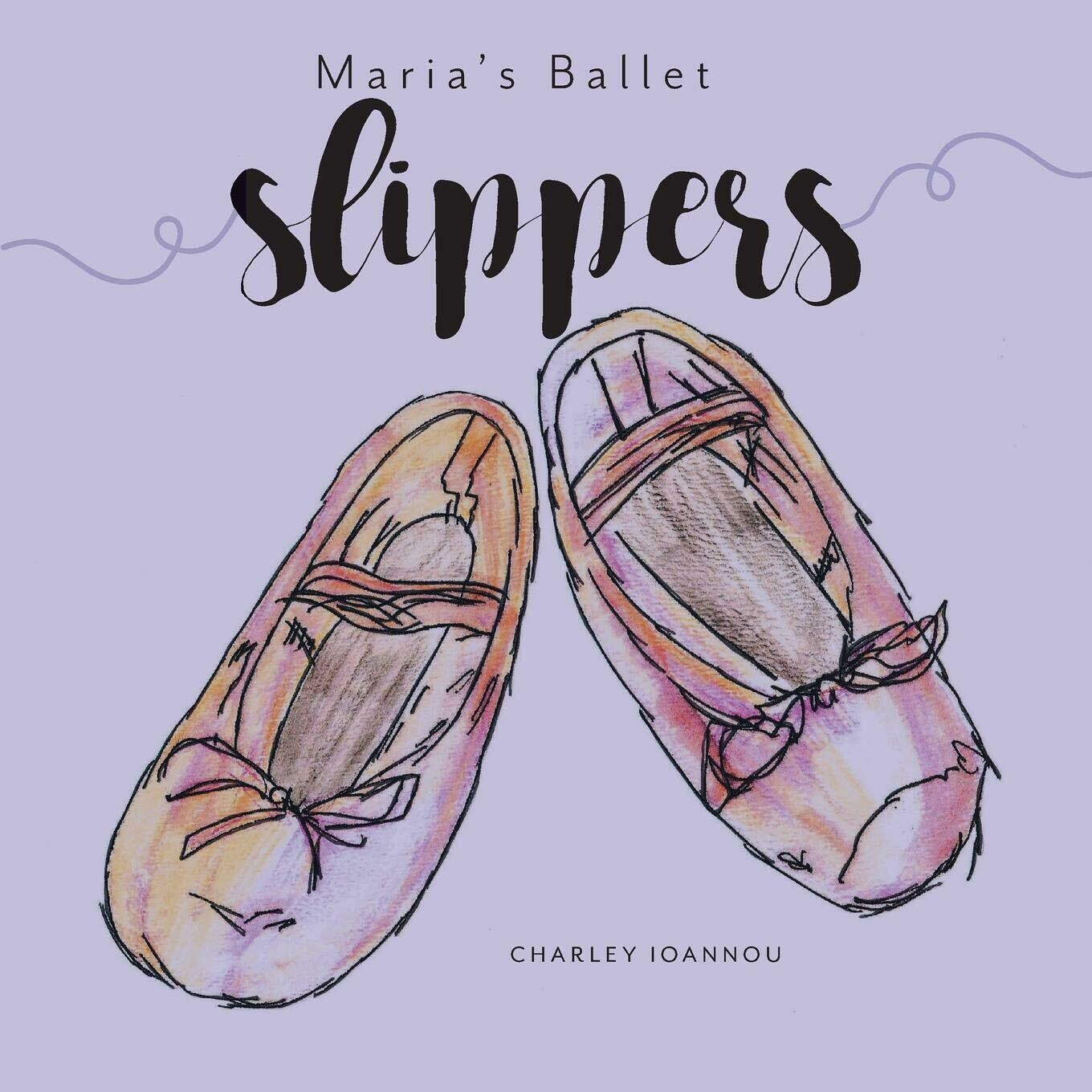 Maria's Ballet Slippers - Paperback