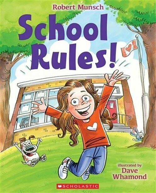 School Rules - Paperback