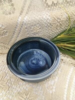 Brie Baker, Ocean Blue - Pavlo Pottery - Canadian Handmade