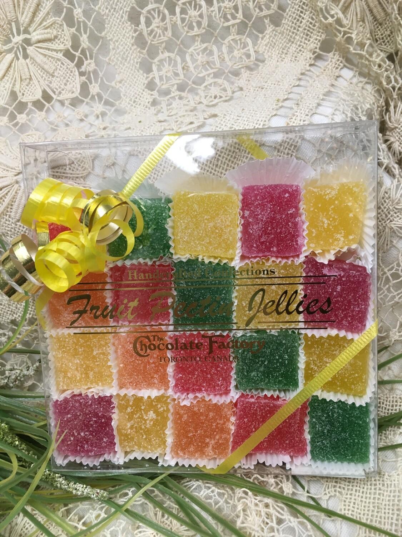 Fruit Pectin Jellies - 20 pcs - Assorted Flavours
