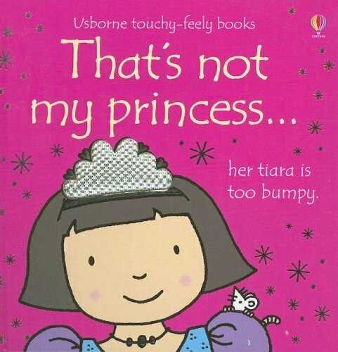 That's Not My Princess - Board Book