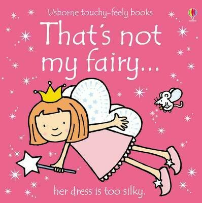 That's Not My Fairy  - Board Book