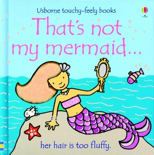 That's Not My Mermaid - Board Book