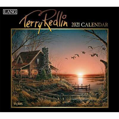 Lang Calendar - Terry Redlin