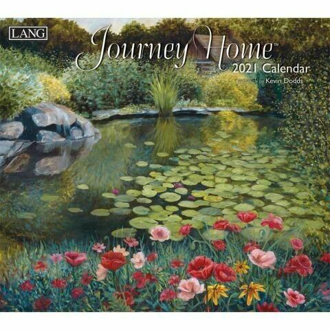 Lang Calendar - Journey Home - Kevin Dodds