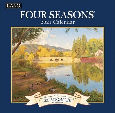 Lang Calendar - Four Seasons - Lee Stroncek