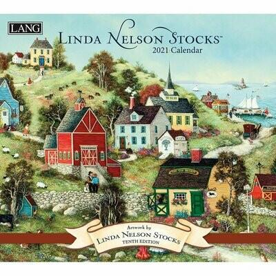 Lang Calendar - Linda Nelson Stocks