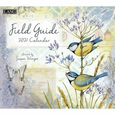 Lang Calendar - Field Guide - Susan Winget