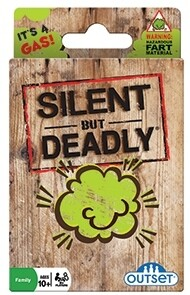 Silent But Deadly - Card Game