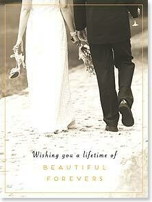 Wedding - Lifetime of Beautiful Forevers...  Congratulations