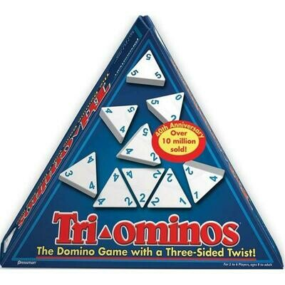 Tri-Ominos - Domino Style Game, Ages 7 and up